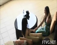Hot Lesbo Fun Action - scene 9