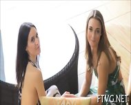 Hot Lesbo Fun Action - scene 10
