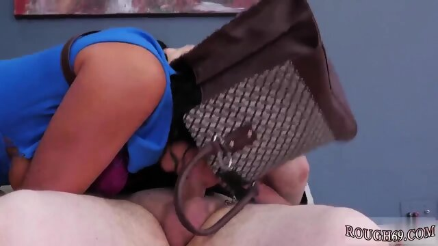 Rough Dick Slapping First Time Fuck My Ass, Smash My Head EXTREME!