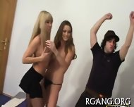 Chicks Bang Hard In Group - scene 7