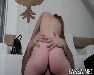 Lurid Pleasuring With Hot Chick - scene 2