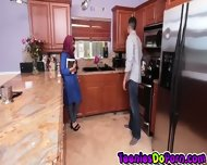 Sexy Arab Teen Ada Gets Fucked Hard - scene 2
