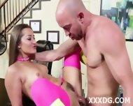 Super Sexy Brunette Beauty - scene 8