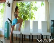 Hot Girl Treats Her Own Passion - scene 4