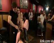Public Humiliation For A Sex Whore - scene 1