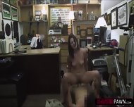 Douche Bag Customers Wife Gets Horny With Shawn The Shop Owner - scene 8