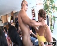 Extracting Cream From Hot Stripper - scene 3