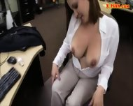 Big Boobs Business Woman Got Fucked For A Plane Ticket - scene 7