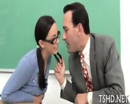 Teacher Shafts Student - scene 4