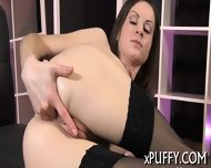 Oozing Wet Vaginal Nectar - scene 9