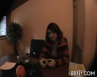 Indecent Fingering At The Table - scene 6