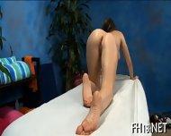Oily Massage For Cute Chick - scene 4