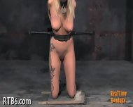 Brutal Beating Of Babe S Bottom - scene 2