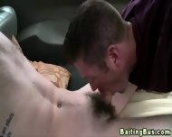 Straight Bloke Scared When Gay Blown - scene 3