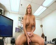 Busty Darling Gets Wild Fucking - scene 2