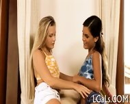 Two Chicks Are Fingering - scene 1