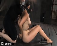 Useless Slut Is Playing Her Clits - scene 10