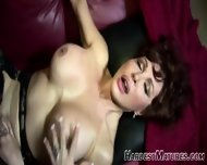 Raunchy 50plus Housewives Lesbian - scene 3