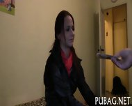Thrilling Blowjob From Sultry Babe - scene 12