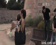 Nasty Public Humiliation - scene 3