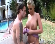 Pleasuring A Lusty Pecker - scene 5