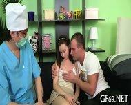 Lusty Devouring Of Virgin Babe - scene 8