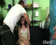Lusty Devouring Of Virgin Babe - scene 9