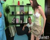 Lusty Devouring Of Virgin Babe - scene 7