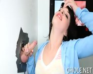 Wonderful Blowjob Pleasuring - scene 4