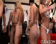 Wet And Raunchy Orgy Delights - scene 11