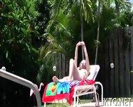 Flexible Bitch Nailed - scene 5