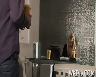 Wet Snatch Gets Fucked - scene 2