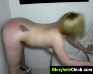 Face Drenched Gloryhole - scene 6