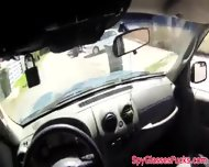 Picked Up Skank Drilled Hard On Spycam - scene 1