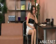 Samping Beautys Tight Anal Canal - scene 1