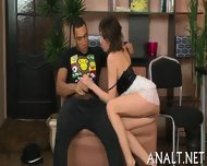 Samping Beautys Tight Anal Canal - scene 6