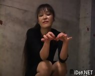 Deep Pleasuring For Horny Preggo - scene 10