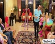 Horny Swingers Swap Partner And Enjoyed Nasty Sex Games - scene 10