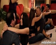 Horny Swingers Swap Partner N Rubbed Down In The Mansion - scene 11