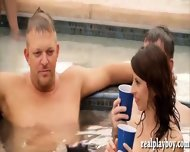 Horny Swingers Swap Partner N Rubbed Down In The Mansion - scene 5