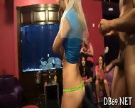 Trying Out Strippers Hard Cock - scene 12