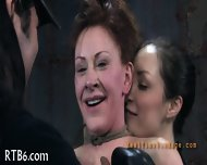 Beauty Tears Up During Torture - scene 9