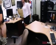 Big Ass Brunette Babe Pawns Her Pussy And Fucked By Pawn Man - scene 3