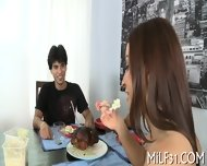 Loud And Lusty Asian Milf - scene 6
