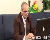Tricky Teacher Seducing Student - scene 1