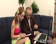 Tricky Teacher Seducing Student - scene 4