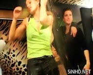 Seductive And Wet Partying - scene 3