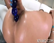 Blowjob Mixed With Cock-riding - scene 5