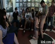 Kinky Group Tormenting - scene 4