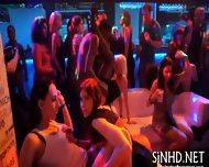 Explicit And Wild Club Pleasuring - scene 8